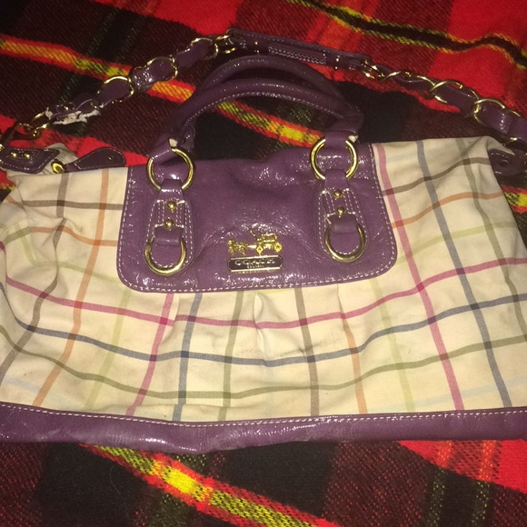 Coach Handbags - Auth: Coach Purse